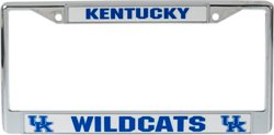 Rico University of Kentucky Chrome Frame