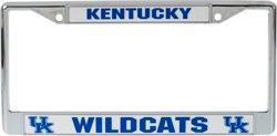 Rico University of Kentucky Chrome Frame