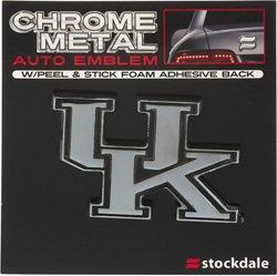 Stockdale University of Kentucky Auto Emblem