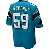 Men s Carolina Panthers Luke Kuechly 59 Alternate Replica Game Jersey a80a21bb0