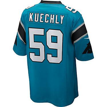 sale retailer 635ea f7bd1 Nike Men's Carolina Panthers Luke Kuechly 59 Alternate Replica Game Jersey