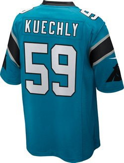 Nike Men's Carolina Panthers Luke Kuechly 59 Alternate Replica Game Jersey