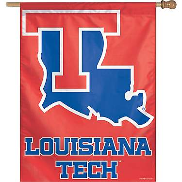 WinCraft Louisiana Tech University Vertical Flag