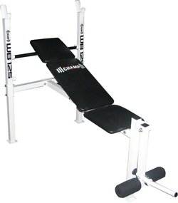 Body Champ Standard Weight Bench