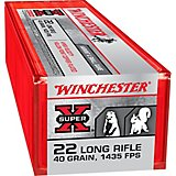 Winchester Hyper Speed HP .22 LR 40-Grain Rimfire Ammunition