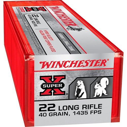 Winchester Hyper Speed HP .22 LR 40-Grain Rimfire Ammunition