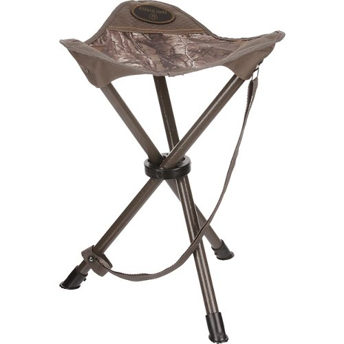Game Winner Realtree Xtra Green 3-Legged Folding Stool