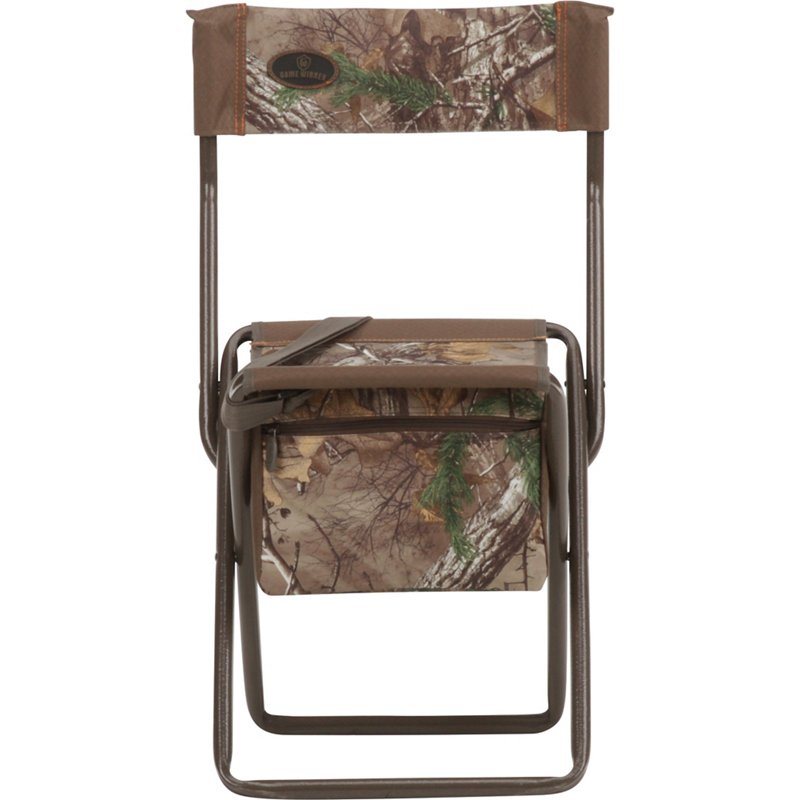 Game Winner Realtree Xtra Stool with Back - Hunting Furniture at Academy Sports thumbnail