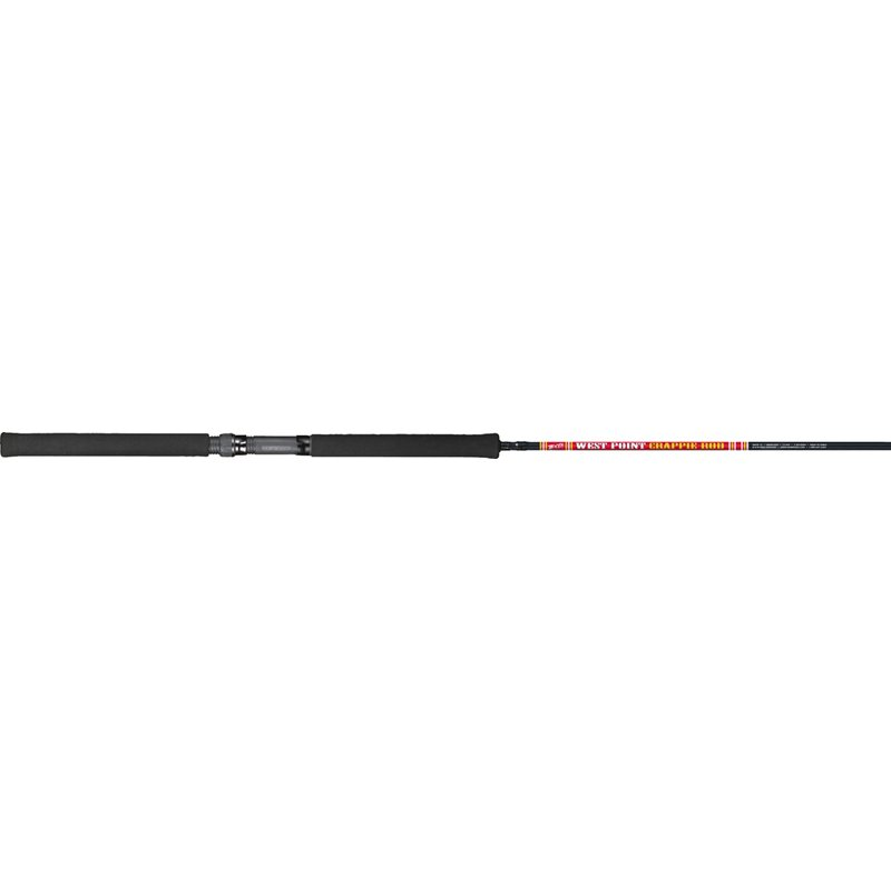B 'n' M West Point 8' L Freshwater Crappie Trolling Rod Gray/Red - Ultralight Combos at Academy Sports thumbnail