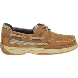 Kids' Lanyard Casual Boat Shoes