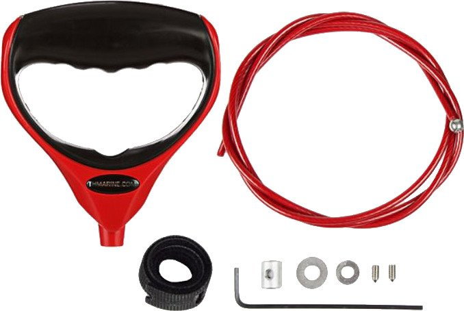 Display product reviews for T-H Marine G-Force Trolling Motor Replacement Handle and Cable