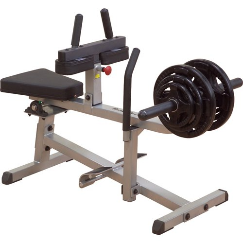 Body-Solid Commercial Seated Calf Raise Machine
