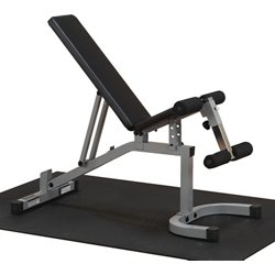 Powerline Flat Incline Decline Weight Bench