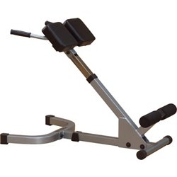 Powerline 45° Back Hyperextension Weight Bench