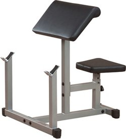 Body-Solid PowerLine Preacher Curl Bench