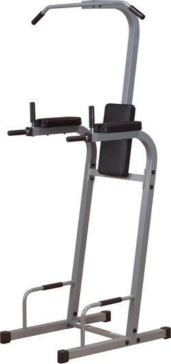 Body-Solid Powerline Vertical Knee Raise and Chin Dip Machine