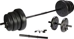 Escalade® Sports 105 lb. Weight Set with Dumbbells