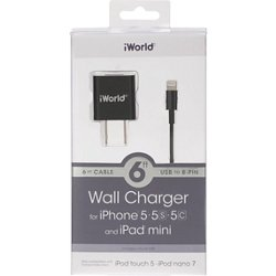 iWorld™ Wall Charger