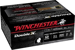Winchester Supreme 12 Gauge Turkey Load Shotshells