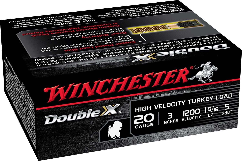 Winchester Supreme 20 Gauge Turkey Load Shotshells