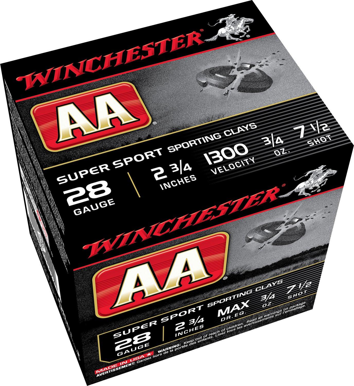 Winchester AA 28 Gauge Super Sport Target Loads