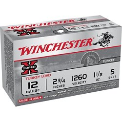 Super-X 12 Gauge Turkey Load Shotshells