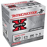 Winchester Super-X Game and Field Loads 20 Gauge Shotshells