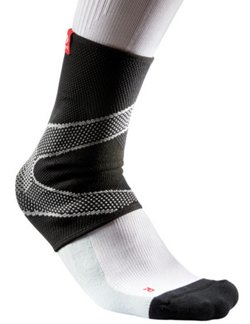 McDavid Adults' Level 2 Ankle Sleeve