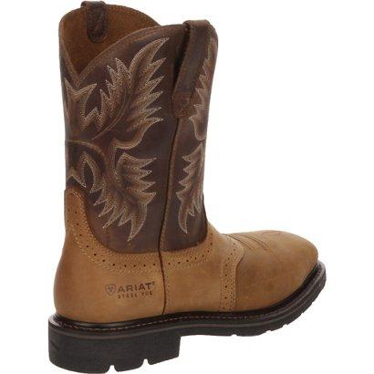 557d208c69b3 Ariat Men s Sierra Wide Square Toe Western Wellington Work Boots ...
