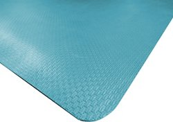 "CAP Barbell 46"" x 93"" x 1/10"" EVA Roll-Up Mat"