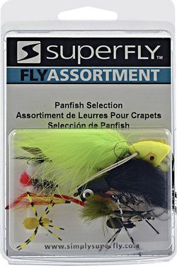 Superfly Panfish Assortment