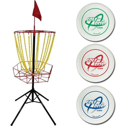 Triumph Sports USA Disc Golf Toss Set