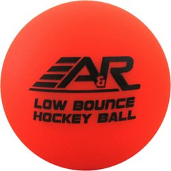 Low Bounce Hockey Ball