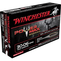 Super-X Power Max Bonded .30-06 Springfield 150-Grain Centerfire Rifle Ammunition