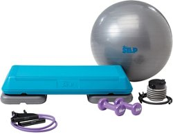 The Step® Body Fusion Home Trainer Fitness Kit