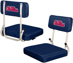 Logo™ University of Mississippi Hard Back Stadium Seat