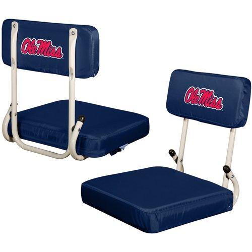 Logo™ University of Mississippi Hard Back Stadium Seat