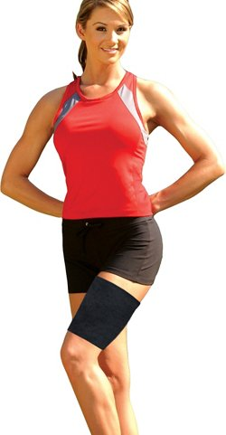 Tone Fitness Adults' Thigh Slimmer Belts