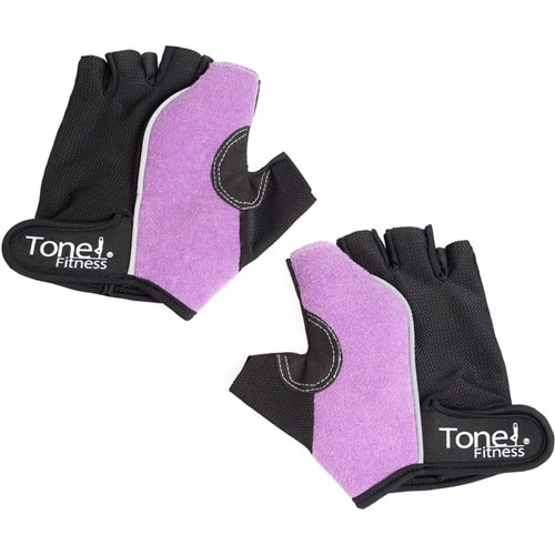 Tone Fitness Women's Weightlifting Gloves