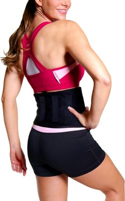 Tone Fitness Adults' Waist Slimmer Belt with Magnets