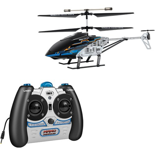 World Tech Toys Nano Hercules RC Helicopter