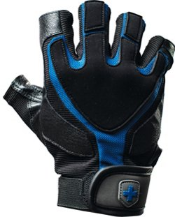 Men's Training Grip Nonwrist Wrap Gloves