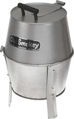 "Old Smokey 14"" Charcoal Grill"