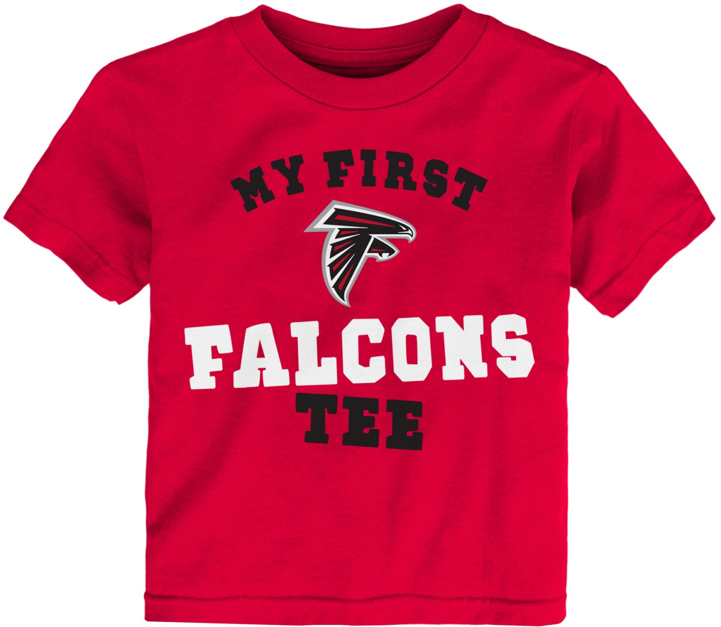 new concept 98bae b67ef NFL Toddlers' Atlanta Falcons My First T-shirt