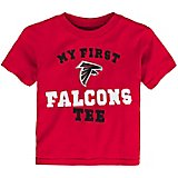NFL Toddlers' Atlanta Falcons My First T-shirt