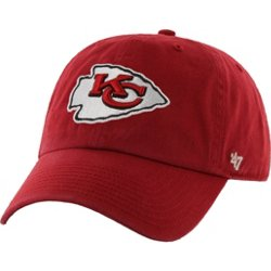 Adults' Kansas City Chiefs Clean Up Cap