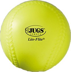 "JUGS Lite-Flight® 12"" Softballs 12-Pack"