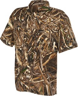 Drake Waterfowl Men's EST Vented Wingshooter's Short Sleeve Shirt
