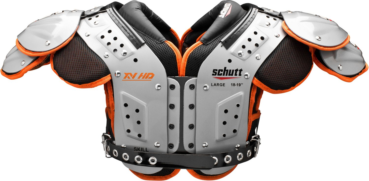19751fa8c Display product reviews for Schutt XV HD Skill Shoulder Pads