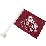 Tag Express Mississippi State University Bulldogs Logo Car Flag
